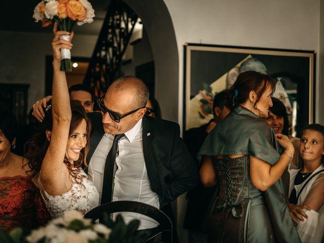 Il matrimonio di Sebastiano e Laura a Mistretta, Messina 20