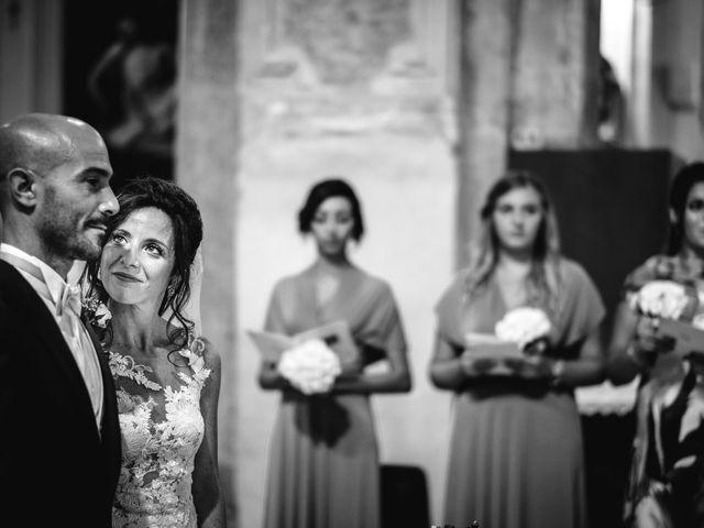 Il matrimonio di Sebastiano e Laura a Mistretta, Messina 24