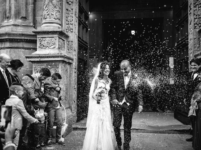Il matrimonio di Sebastiano e Laura a Mistretta, Messina 1