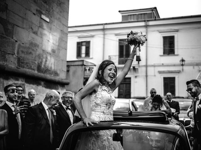 Il matrimonio di Sebastiano e Laura a Mistretta, Messina 28