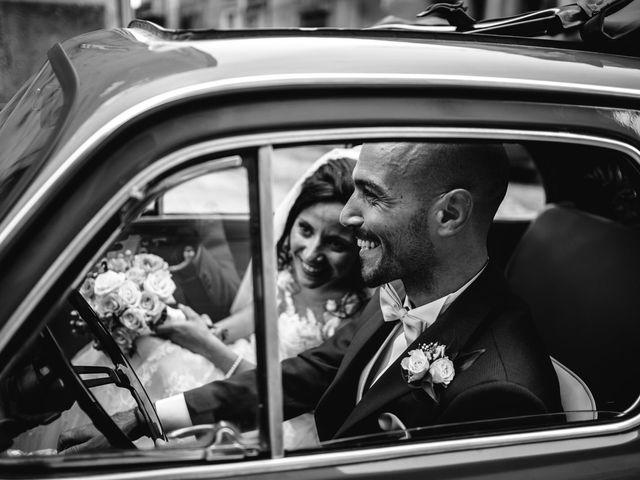 Il matrimonio di Sebastiano e Laura a Mistretta, Messina 29