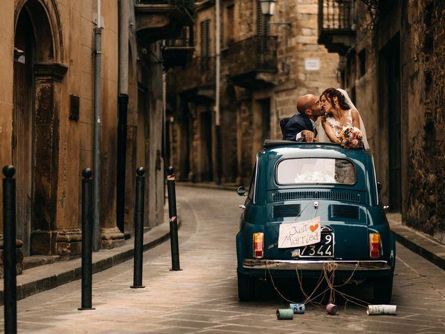 Il matrimonio di Sebastiano e Laura a Mistretta, Messina 30