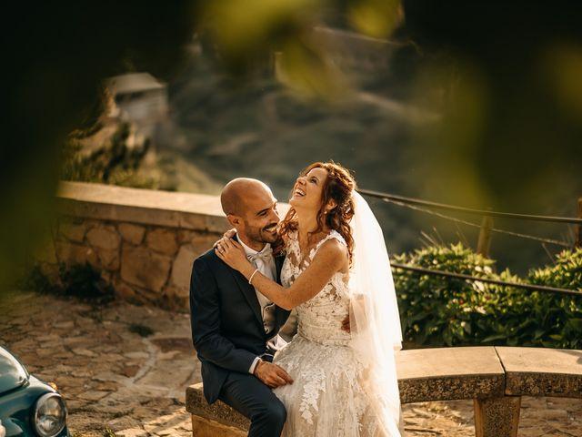 Il matrimonio di Sebastiano e Laura a Mistretta, Messina 2