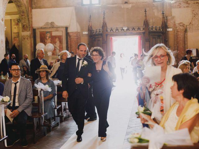 Il matrimonio di Umberto e Giulia a Novara, Novara 17
