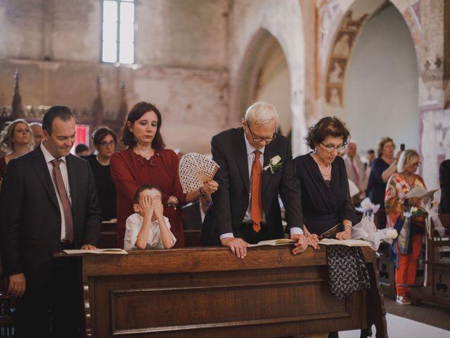 Il matrimonio di Umberto e Giulia a Novara, Novara 27