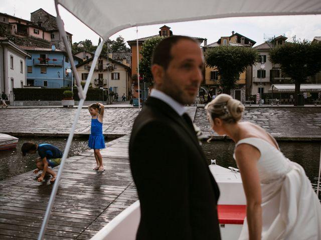 Il matrimonio di Umberto e Giulia a Novara, Novara 53