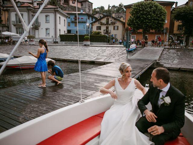 Il matrimonio di Umberto e Giulia a Novara, Novara 54