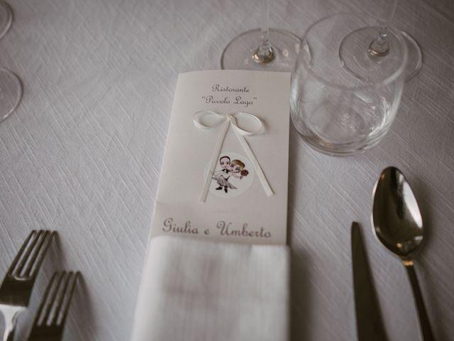 Il matrimonio di Umberto e Giulia a Novara, Novara 85