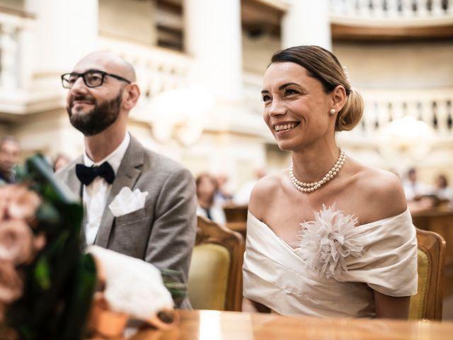 Il matrimonio di Chicco e Ingrid a Reggio nell'Emilia, Reggio Emilia 12