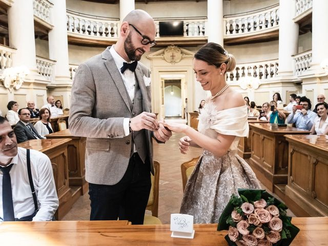 Il matrimonio di Chicco e Ingrid a Reggio nell'Emilia, Reggio Emilia 17