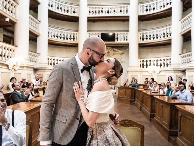 Il matrimonio di Chicco e Ingrid a Reggio nell'Emilia, Reggio Emilia 18