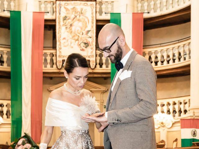 Il matrimonio di Chicco e Ingrid a Reggio nell'Emilia, Reggio Emilia 19