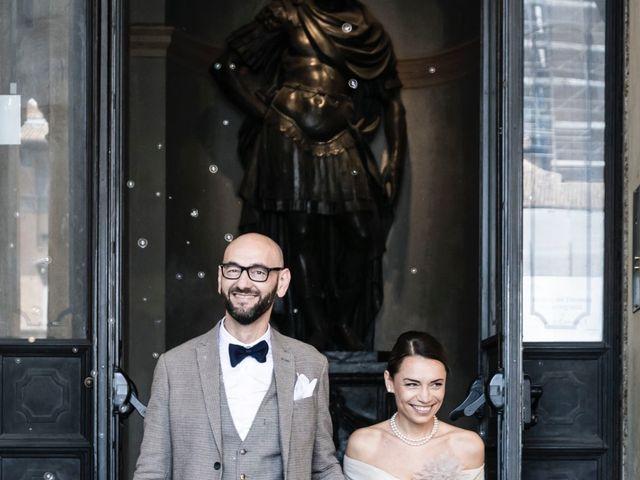 Il matrimonio di Chicco e Ingrid a Reggio nell'Emilia, Reggio Emilia 20