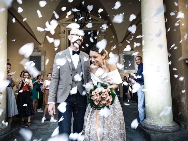 Il matrimonio di Chicco e Ingrid a Reggio nell'Emilia, Reggio Emilia 21