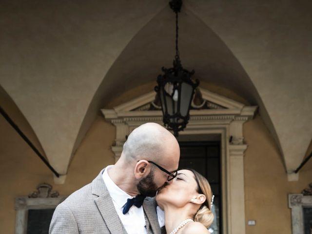 Il matrimonio di Chicco e Ingrid a Reggio nell'Emilia, Reggio Emilia 22