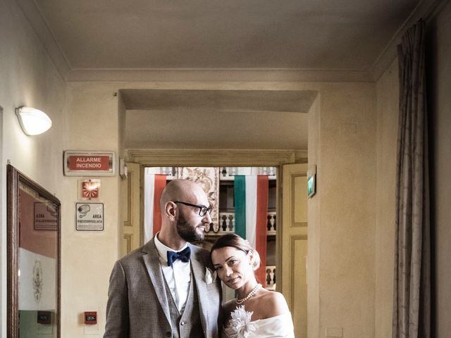 Il matrimonio di Chicco e Ingrid a Reggio nell'Emilia, Reggio Emilia 23