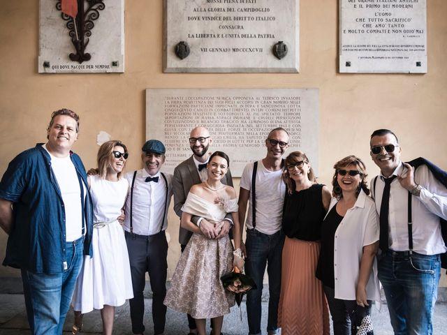 Il matrimonio di Chicco e Ingrid a Reggio nell'Emilia, Reggio Emilia 24