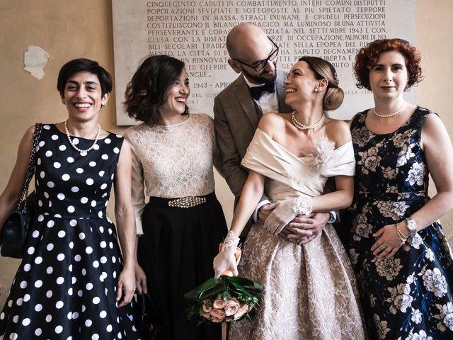 Il matrimonio di Chicco e Ingrid a Reggio nell'Emilia, Reggio Emilia 25