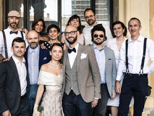 Il matrimonio di Chicco e Ingrid a Reggio nell'Emilia, Reggio Emilia 26