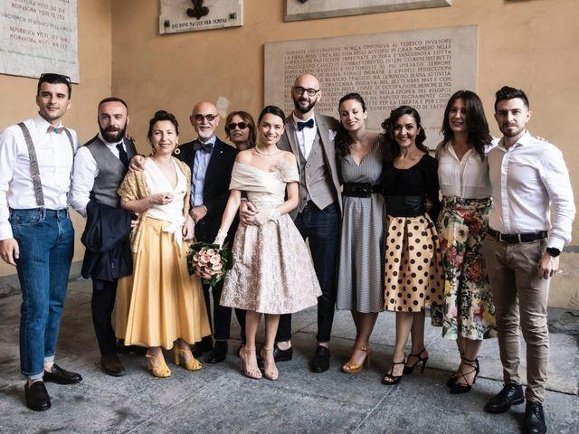 Il matrimonio di Chicco e Ingrid a Reggio nell'Emilia, Reggio Emilia 27