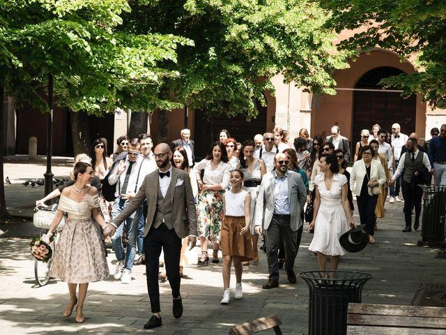 Il matrimonio di Chicco e Ingrid a Reggio nell'Emilia, Reggio Emilia 28