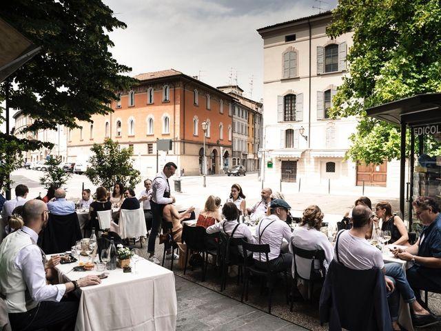 Il matrimonio di Chicco e Ingrid a Reggio nell'Emilia, Reggio Emilia 35