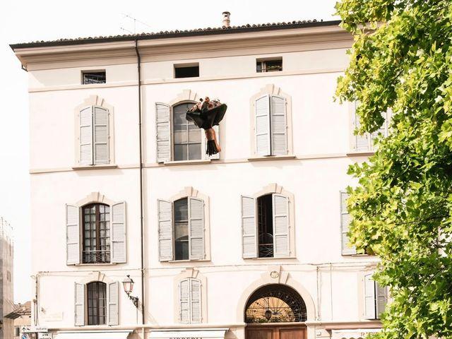 Il matrimonio di Chicco e Ingrid a Reggio nell'Emilia, Reggio Emilia 48