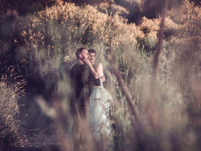 Le nozze di Davide e Nadia