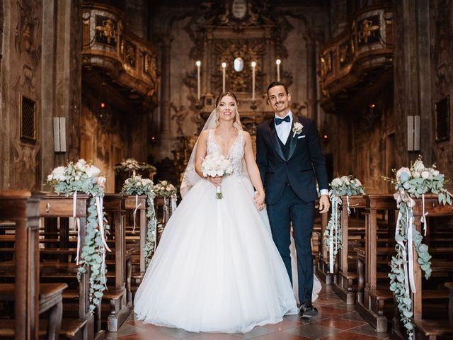 Il matrimonio di Gianfranco e Cristina a Parma, Parma 43