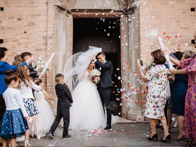 Il matrimonio di Gianfranco e Cristina a Parma, Parma 45