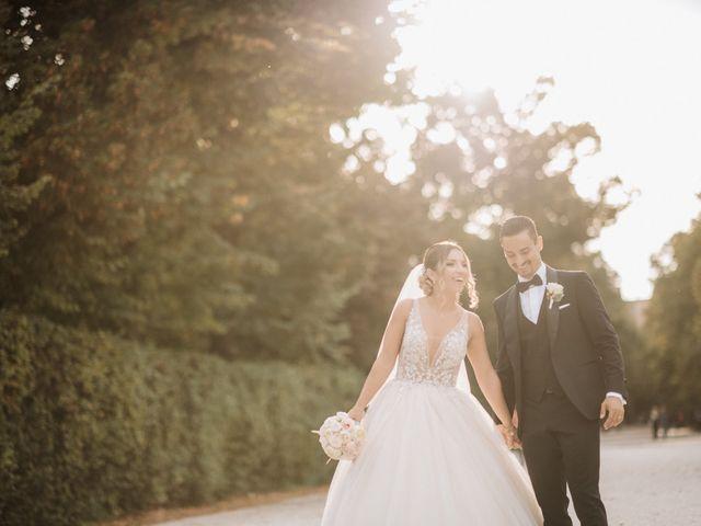 Le nozze di Cristina e Gianfranco