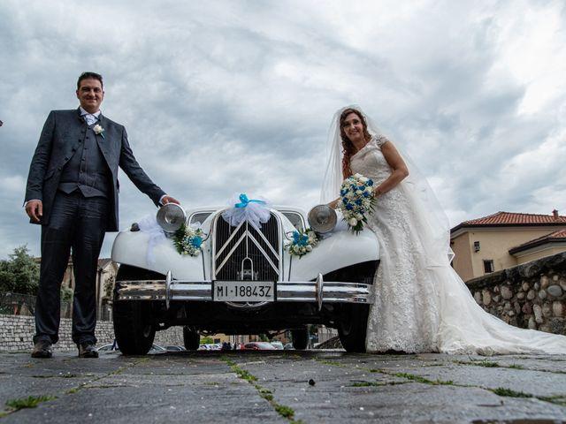 Le nozze di Rosanna e Ivano