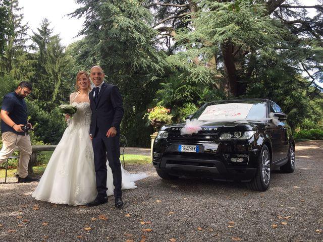 Il matrimonio di Simone e Cristina a Busto Arsizio, Varese 4