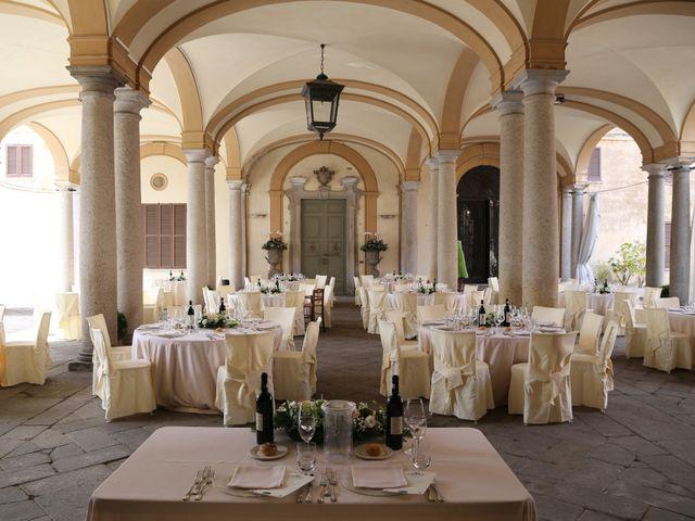 Il matrimonio di Simone e Cristina a Busto Arsizio, Varese 16