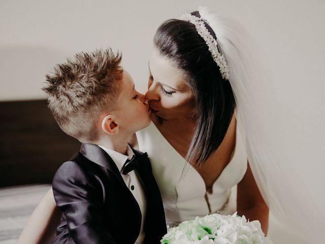Il matrimonio di Danilo e Maria Antonietta a Mesagne, Brindisi 11