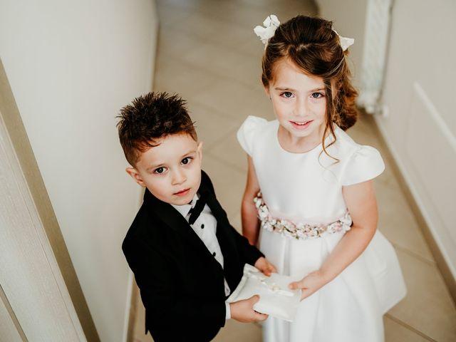 Il matrimonio di Danilo e Maria Antonietta a Mesagne, Brindisi 12