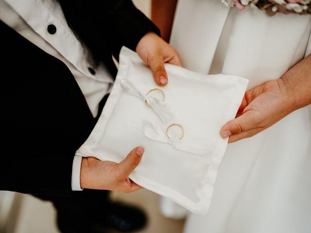 Il matrimonio di Danilo e Maria Antonietta a Mesagne, Brindisi 13