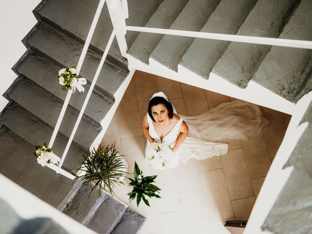 Il matrimonio di Danilo e Maria Antonietta a Mesagne, Brindisi 18