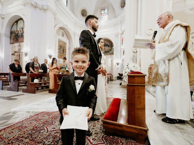Il matrimonio di Danilo e Maria Antonietta a Mesagne, Brindisi 21