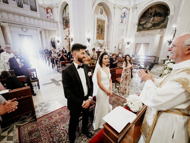 Il matrimonio di Danilo e Maria Antonietta a Mesagne, Brindisi 22