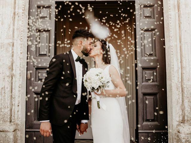 Il matrimonio di Danilo e Maria Antonietta a Mesagne, Brindisi 24