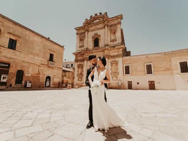 Il matrimonio di Danilo e Maria Antonietta a Mesagne, Brindisi 1