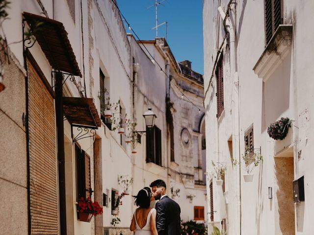 Il matrimonio di Danilo e Maria Antonietta a Mesagne, Brindisi 30
