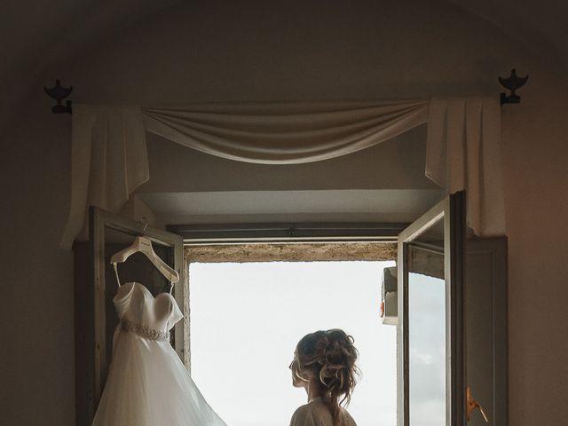 Il matrimonio di Alessio e Andreia a Santa Marinella, Roma 13