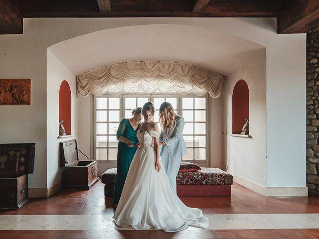 Il matrimonio di Alessio e Andreia a Santa Marinella, Roma 14