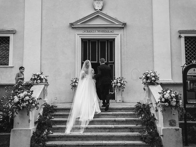Il matrimonio di Alessio e Andreia a Santa Marinella, Roma 20