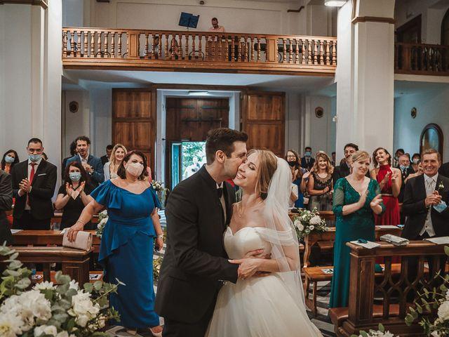 Il matrimonio di Alessio e Andreia a Santa Marinella, Roma 21