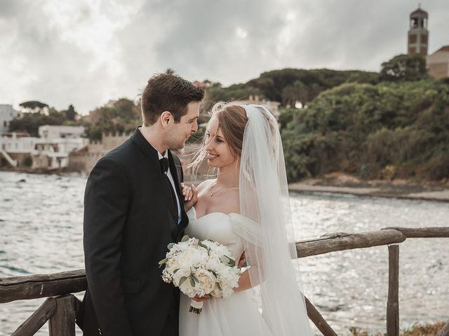 Il matrimonio di Alessio e Andreia a Santa Marinella, Roma 23