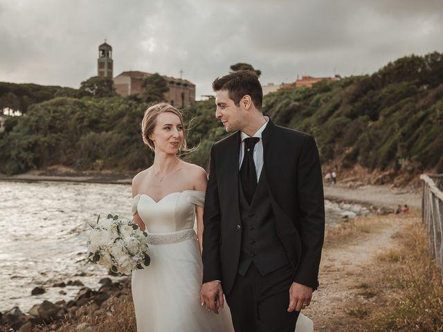 Il matrimonio di Alessio e Andreia a Santa Marinella, Roma 24