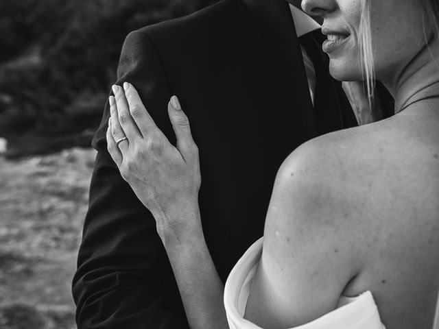 Il matrimonio di Alessio e Andreia a Santa Marinella, Roma 26